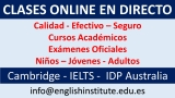 Aprende inglés online, Learn English online